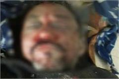 trala owner murder in yamunanagar body found in farm