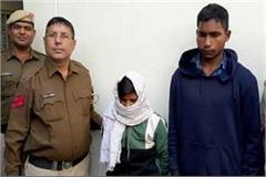 two and a half year old girl recovered in ransom case of rs 5 lakh
