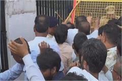 fir lodged 12 activists including bjp mla in mandsaur for violating section 144