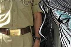 up police constable gang raped wife with friends