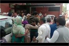 family members clashed in women s police station
