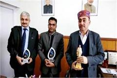 himachal get third place in tb free himachal campaign
