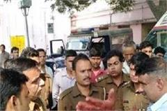 mainpuri neighbors killed daroga s wife in ground dispute