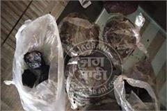 no opium shilajit has been recovered from the pilgrims from pakistan