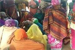 agra minor strangled to death for defecation dead body found outside village