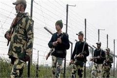 increased vigil on balrampur border in view of communal