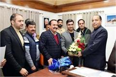 sports and anti drugs association invite to cm jairam thakur