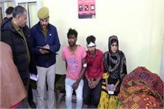 attack on migrant family in sundernagar