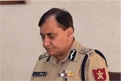 dgp said  police alert on ayodhya decision rasu