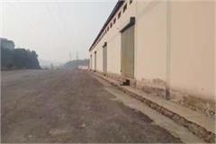 warehouse became base of junkies