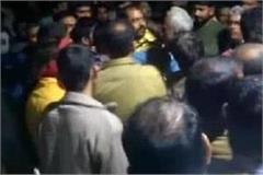 rampur the shopkeeper killed the shopkeeper on a minor matter