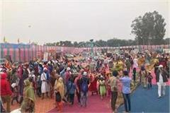 millions of devotees reached sultanpur lodhi