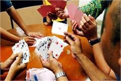 police raid in private guest house 8 gambler arrested