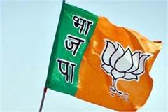 bjp supported candidate winner in city council by election
