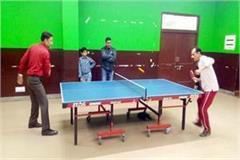 sports competition of press club shimla