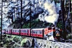 danger hovering over the kalka shimla heritage track