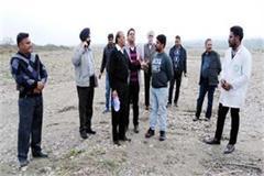 ngt punjab and hp pollution control board in sansarpur teris