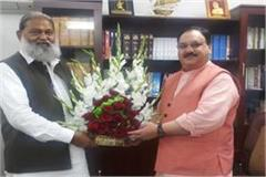 game of political stars strength of vij increases together jp nadda