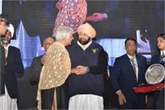 captain amarinder honoured military units of burma campaign