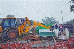 jcb administration midst protest tomb coming rail front corridor