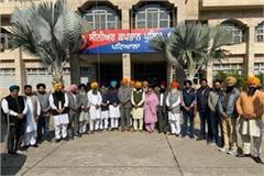 akali dal fight against accused of takhtumajra case