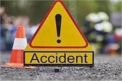 car collides bike person killed 1 injured