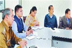 government s schemes publicized faridabad passersby state
