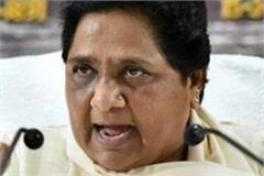 hyderabad incident is very condemnable severe punishment mayawati
