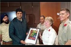 deputy chief minister dushyant chautala honored with  youth icon 2019