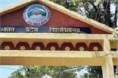 hpu will soon fill the vacant posts