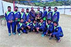 haryana shooting children s team becomes champion