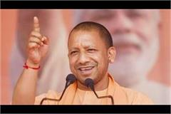 people with macaulay mentality shouting slogans yogi
