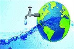 winter season people face shortage drinking water