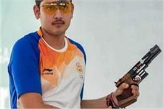 haryana aneesh won 2 gold medals in the 13th south asian games