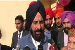 gangsters in punjab law and order failed majithia