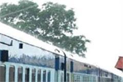 5 trains will run on pathankot jogindernagar track from today