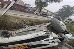 road accident in una