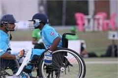 wheel chair cricket tournament will be held for the first time in the state