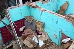 sangrur innocent death due to roof collapse of house