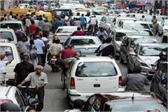 exercise reduce traffic jam city despite 6 crores result zero