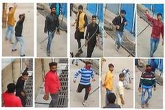 violence against caa police released photo of miscreants in gorakhpur
