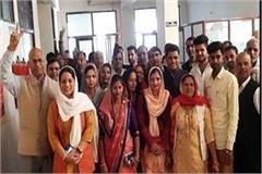 bjp district council chairman of palwal removed from the post