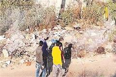 despite ngt meetings order of burning garbage not stop
