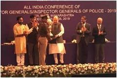 2 stations mp got place list 10 best police stations country amit honored