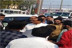 murder case after rape minor former cm shivraj sit dharna justice