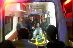 ctu bus going from dehradun to chandigarh overturned
