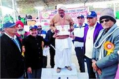 99 year old karnail singh won gold medal in 100 meter race