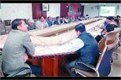 the issue of illegal cut revisited again in road safety meeting