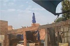 nihang try to capture plot cctv incident