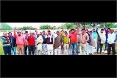 villagers descended against panipat film villagers